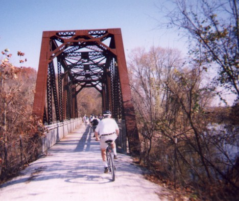 Explore Katy Trail State Park