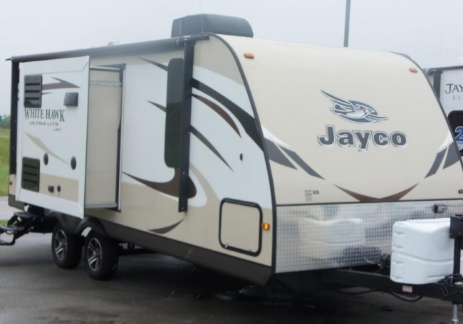 2015 Jayco White Hawk 24RDB