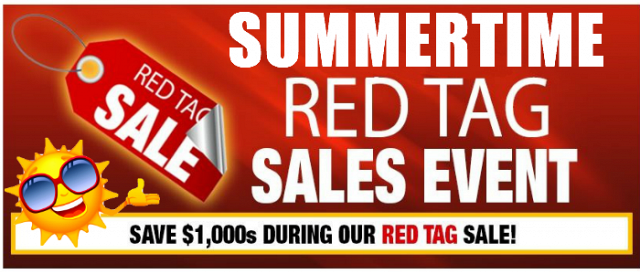 Summertime Sale