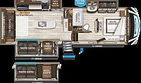 2019 Grand Design Solitude S-Class 2930RL-R Fifth Wheel
