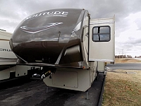 2014 Grand Design Solitude 369RL Fifth Wheel