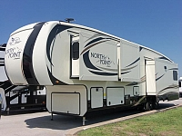 2017 Jayco North Point 381DLQS Fifth Wheel