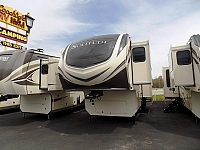 2019 Grand Design Solitude 374TH-R Luxury Fifth Wheel