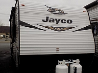 2019 Jayco JayFlight SLX 264BH Trailer