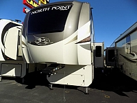 2019 Jayco North Point 383FKWS Fifth Wheel