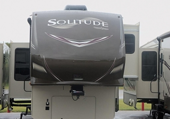 2016 Grand Design Solitude 375RE