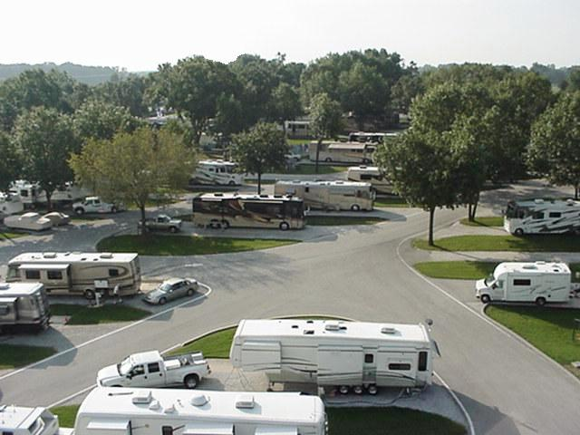 Camping In Missouri Carthage Missouri Rv Park Off Of I 49