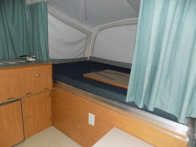 2002 Coleman Yuma Fold Down Camper