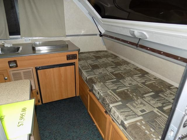 2010 Columbia Northwest Aliner Sport Travel Trailer