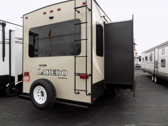 2017 Keystone Laredo 325RL Fifth Wheel