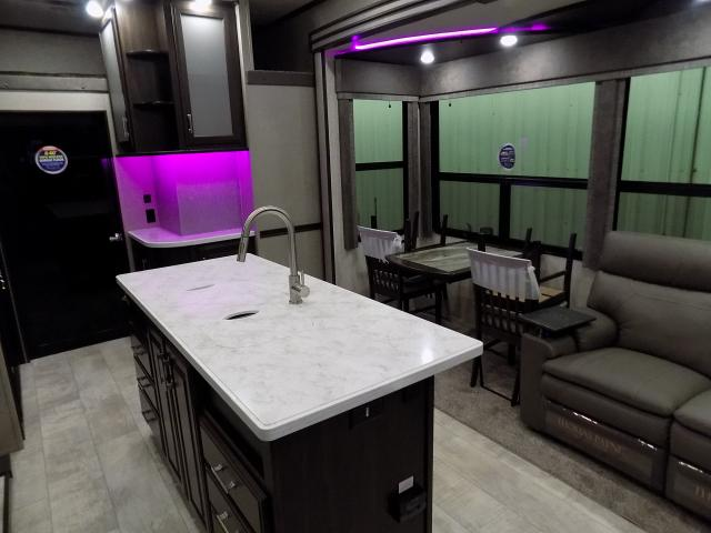 2019 Grand Design Momentum 399 Toy Hauler Fifth Wheel
