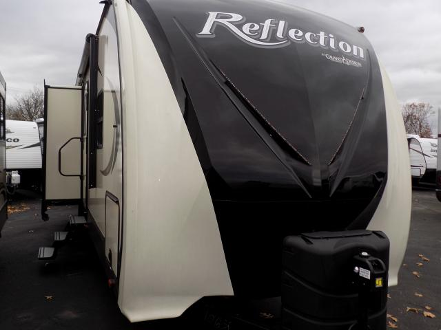 2019 Grand Design Reflection 297RSTS Luxury Travel Trailer