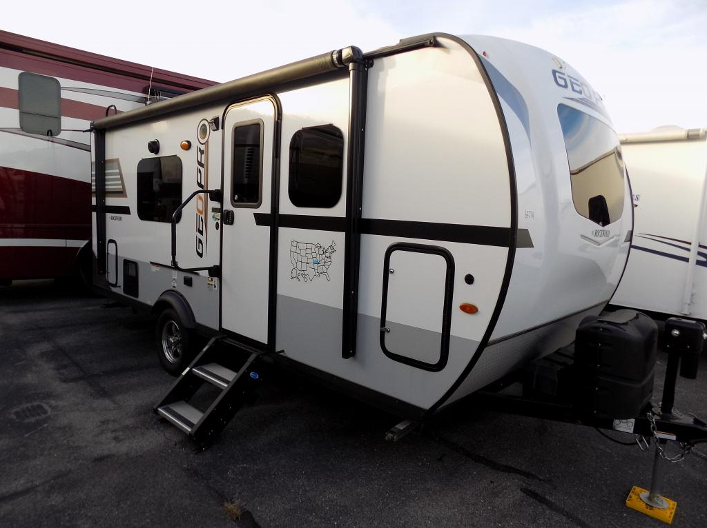 2020 Rockwood GeoPro 19FD Travel Trailer