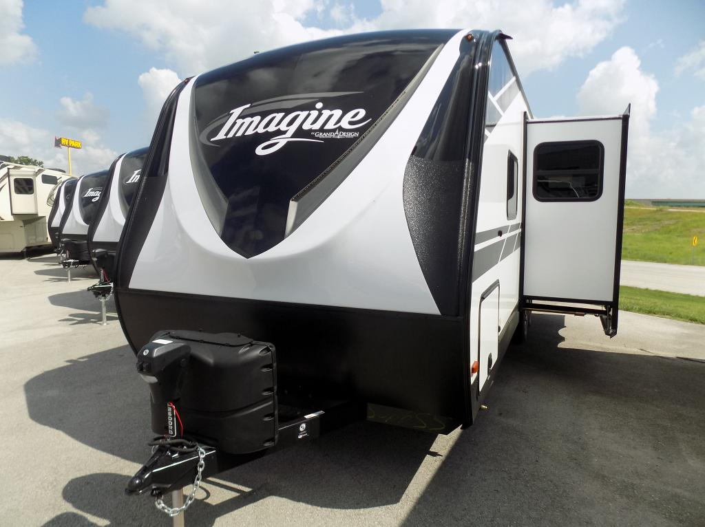 2021 Grand Design Imagine 2600RB Travel Trailer - Booth Dinette