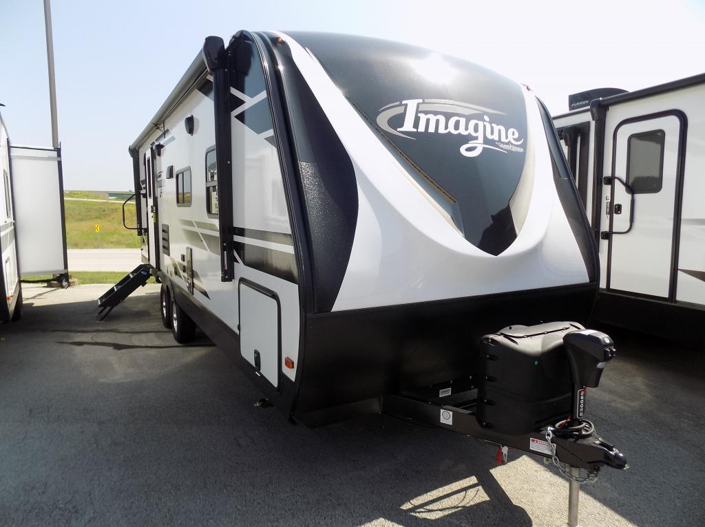 2022 Grand Design Imagine 2600RB Travel Trailer - Booth Dinette