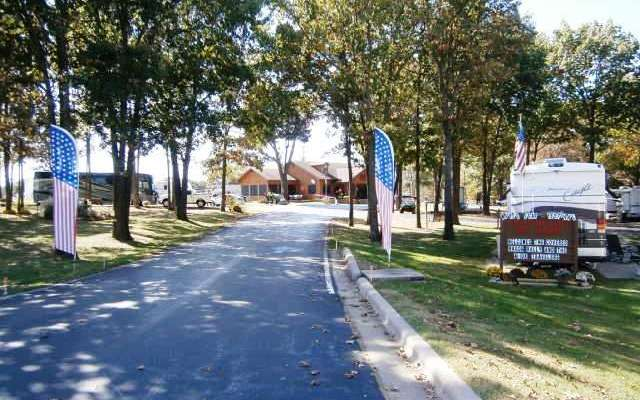 Camping In Missouri Carthage Missouri Rv Park Off Of I 49